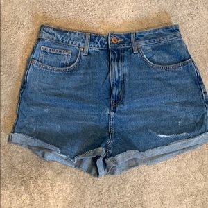 High Waisted Shorts 30